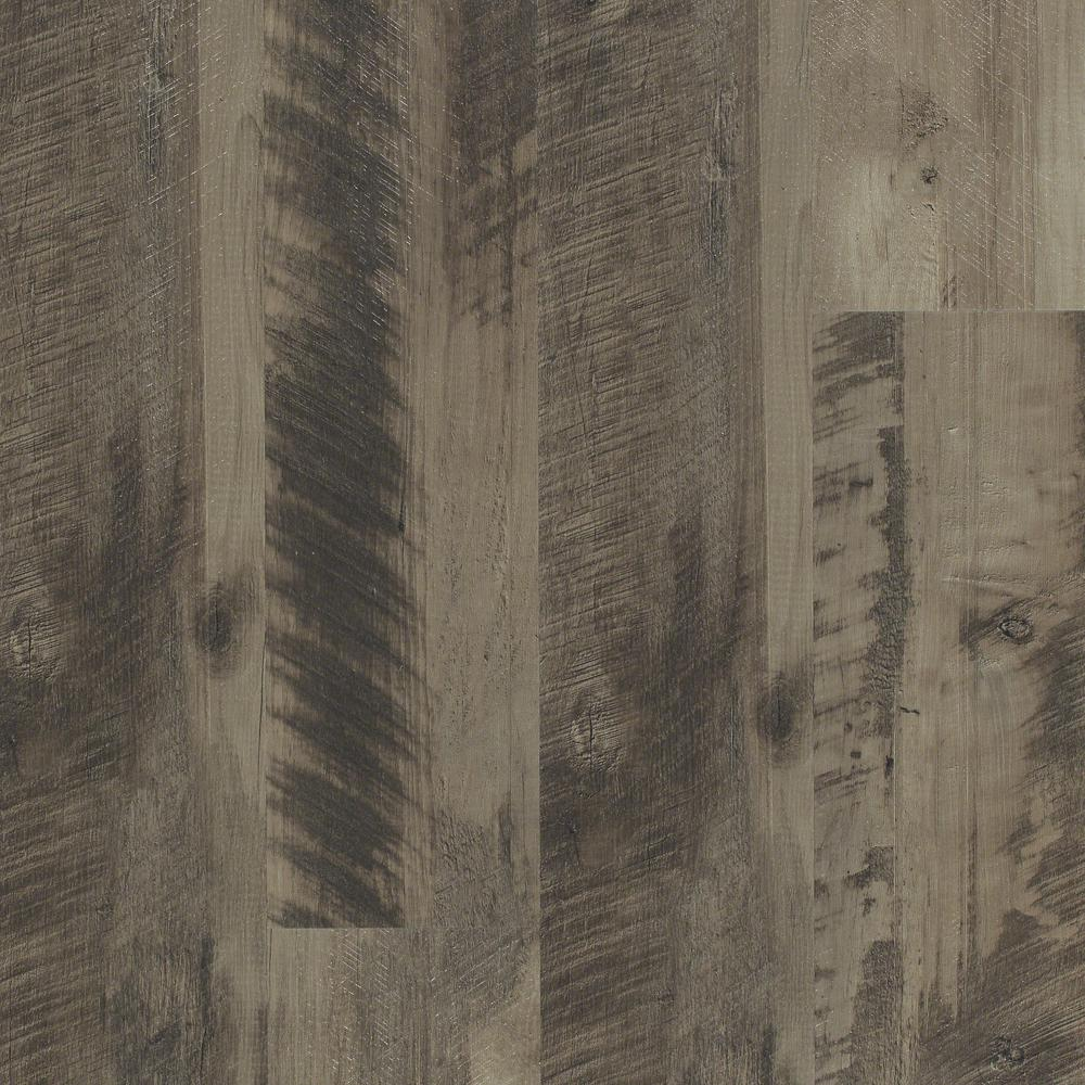Floorte Jefferson 7 in. x 48 in. Cape Resilient Vinyl Plank Flooring (18.68 sq. ft. / case)