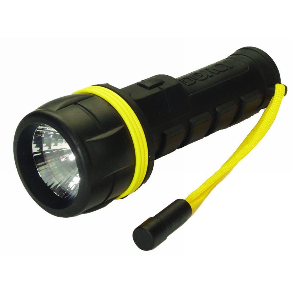 Dorcy Boss Rubber Flashlight