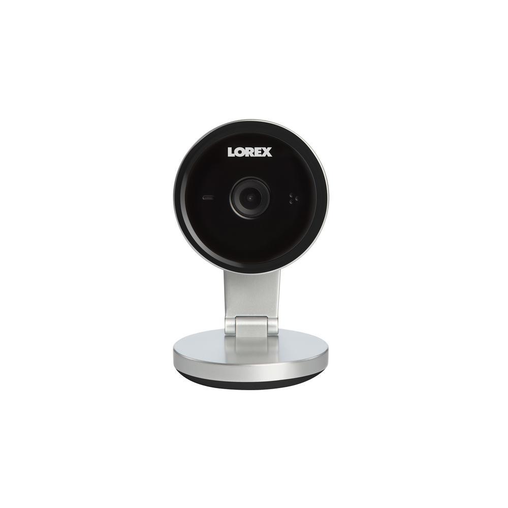 Lorex 4MP Super HD Wi-Fi Indoor Security Camera-FXC32BK - The Home ...