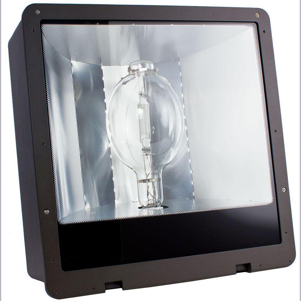 Intermatic ALF Series 400-Watt Dark Bronze Outdoor HID Area Lighting Fixture by Intermatic