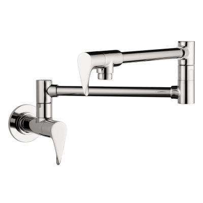 Axor Citterio Wall-Mounted Potfiller in Chrome