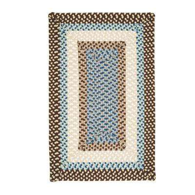 Blithe Brown 12 ft. x 15 ft. Braided Area Rug