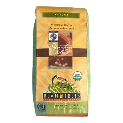 12 oz. Signature Blend Coffee Ground (3-Bags)