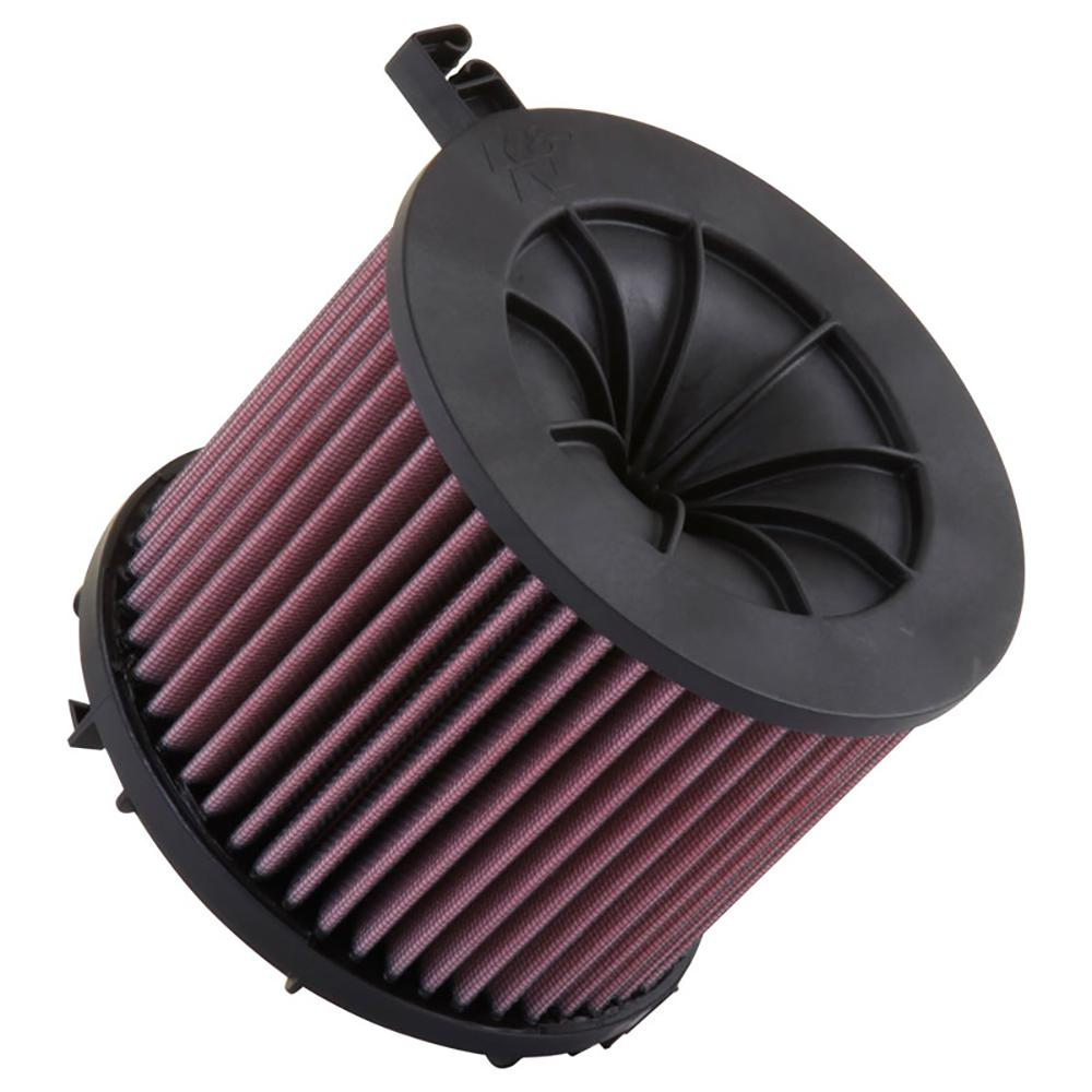 K&N 16-18 Audi A5 L4-2.0L Diesel Engine Replacement Air Filter