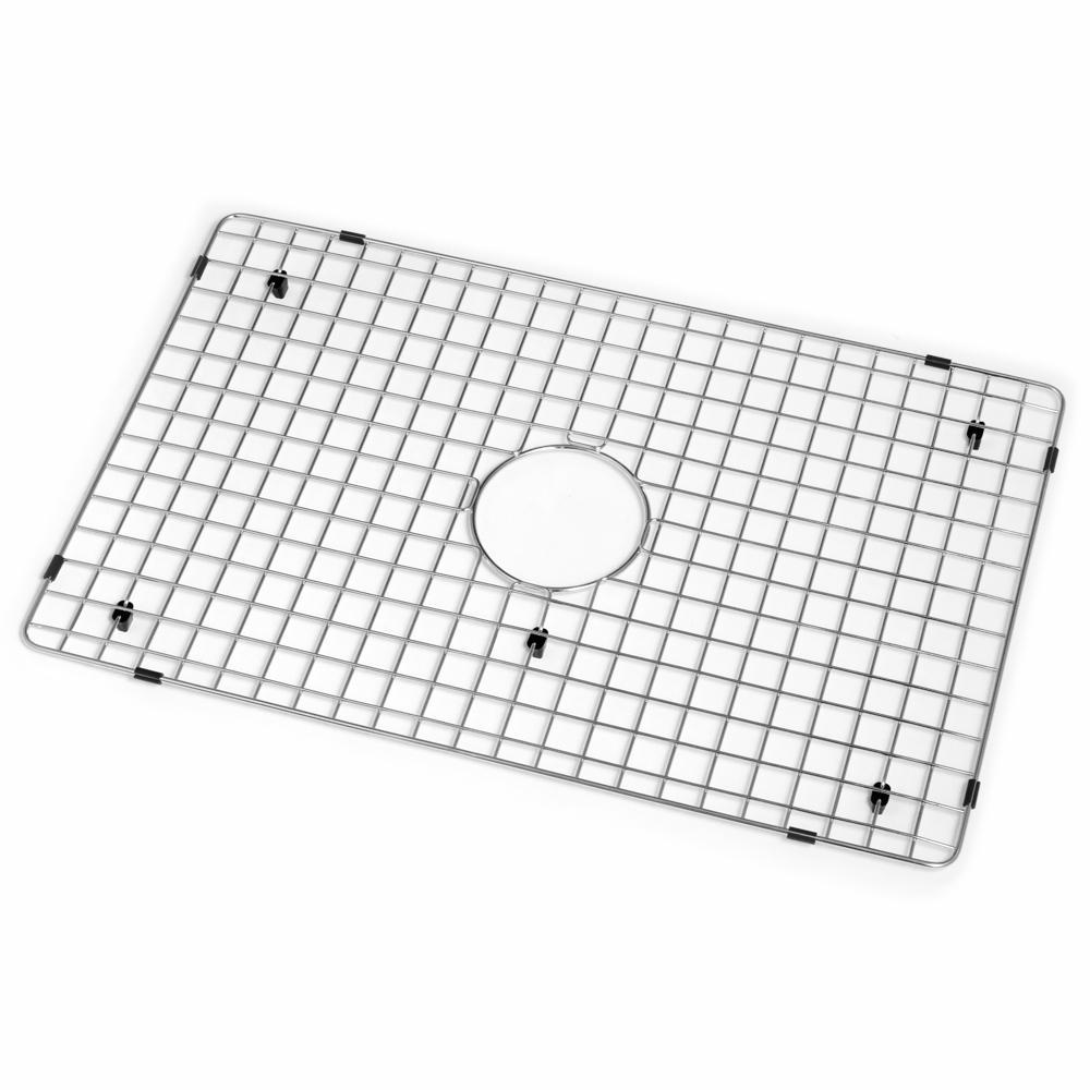 HOUZER Wirecraft Series 27.52 In. X 17.13 In. Bottom Grid, Stainless Steel