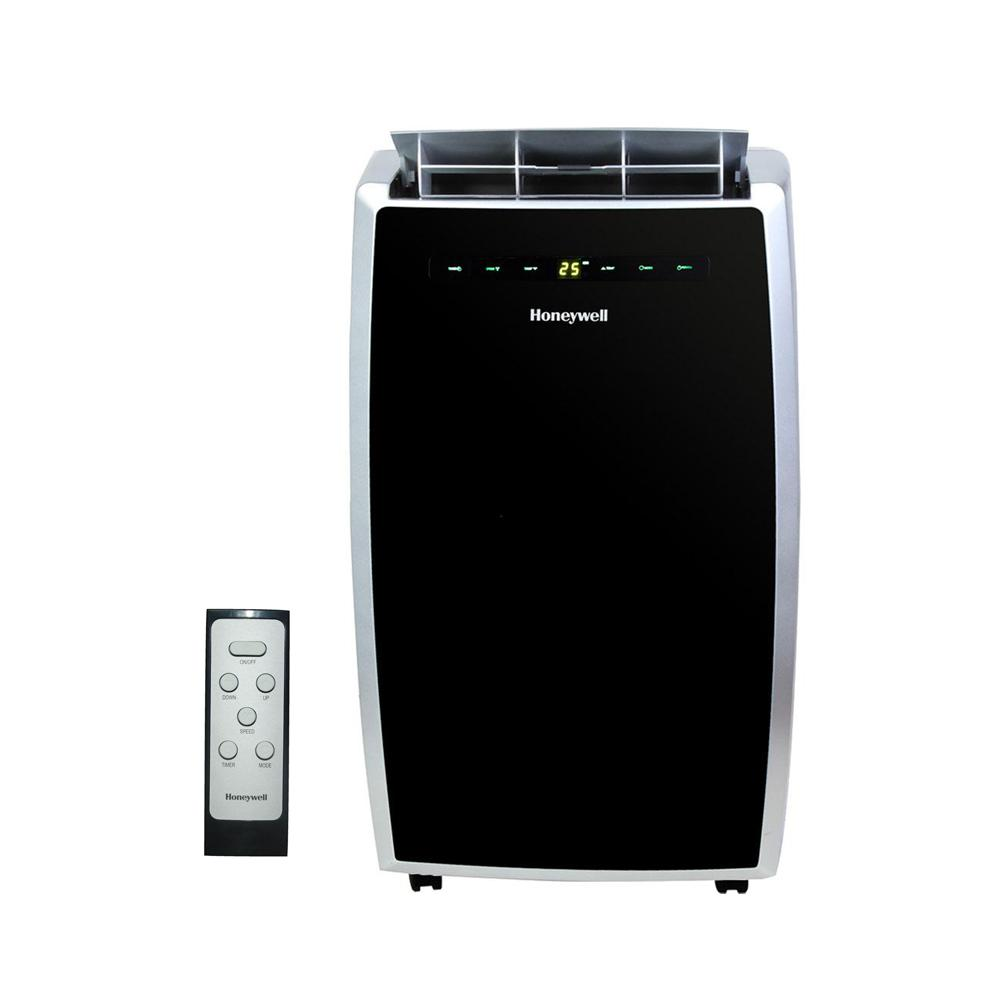12,000 BTU, 115-Volt Portable Air Conditioner with Dehumidifier and Remote