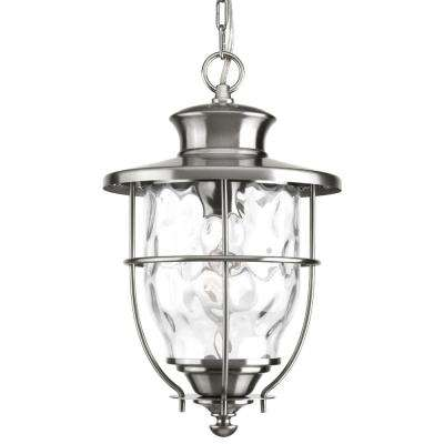 Beacon Collection Stainless Steel Outdoor Hanging Lantern