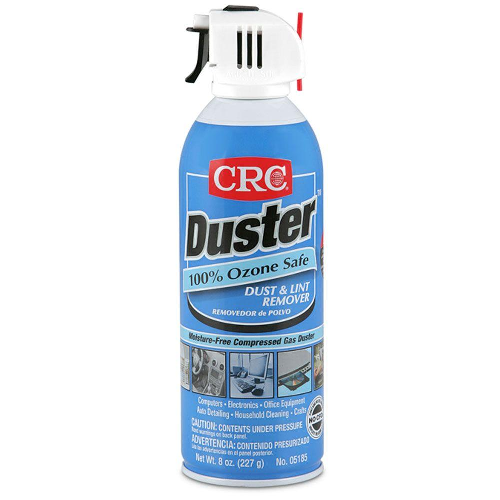 Crc 8 Oz Compressed Gas Dust And Lint Remover