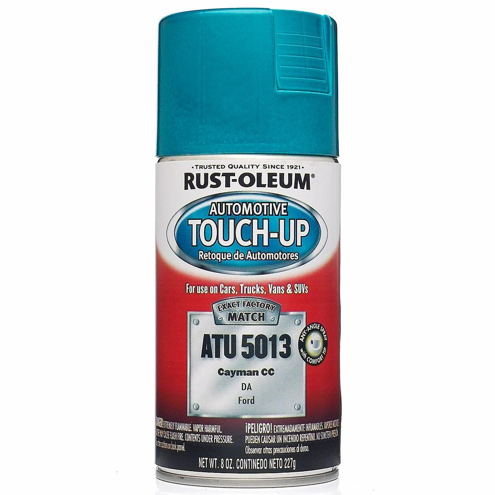 Rust-Oleum Automotive 8 oz. Cayman Auto Touch-Up Spray (6-Pack)