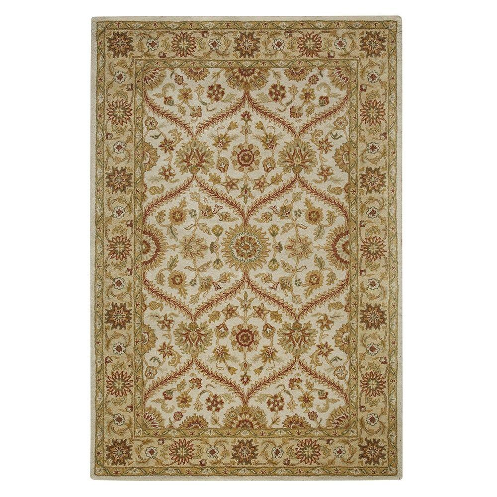 Home Decorators Collection Taj Cloud 5 ft. 3 in. x 8 ft. 3 in. Area Rug