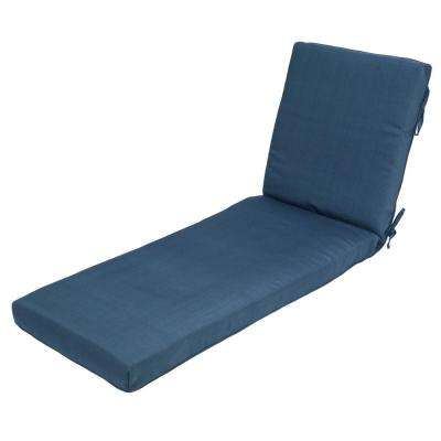 Charleston Outdoor Chaise Lounge Cushion
