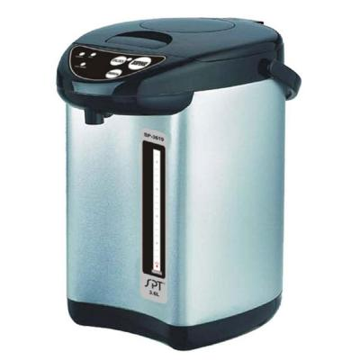 15.2-Cup Stainless Steel Electric Kettle and Hot Water Dispenser