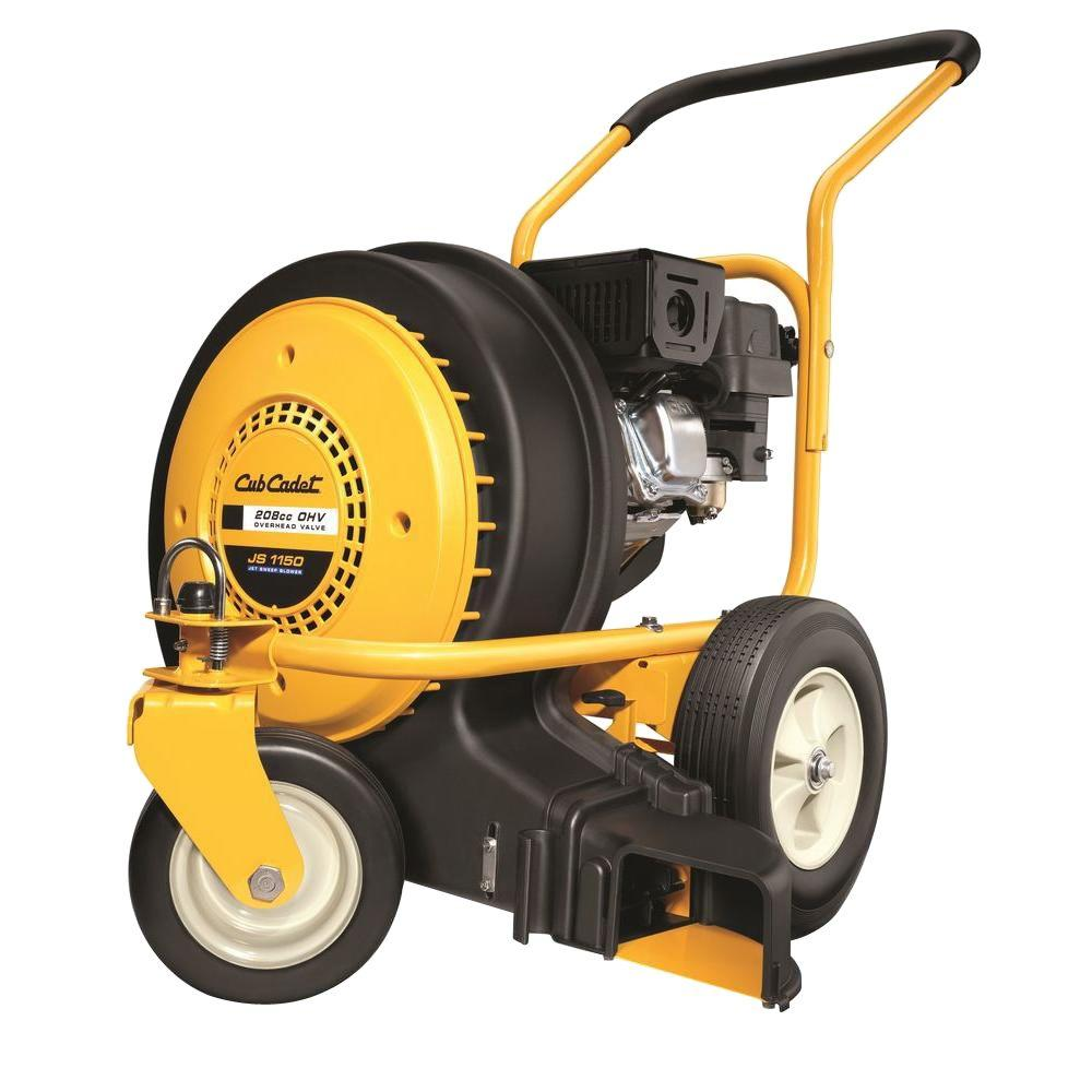 JS1150 150 MPH 1000 CFM 208cc Walk-Behind Gas Leaf Blower
