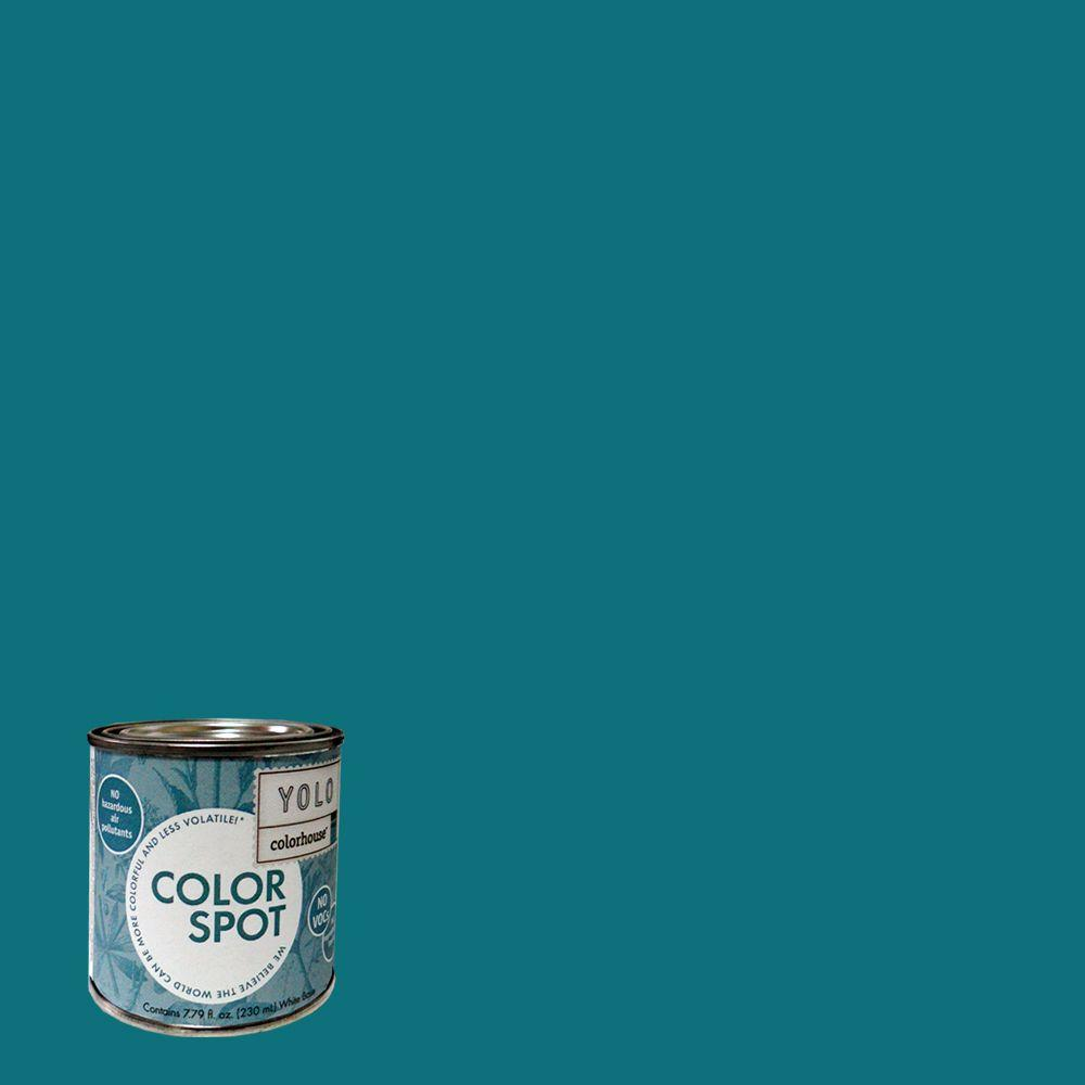 YOLO Colorhouse 8 oz. Dream .06 ColorSpot Eggshell Interior Paint Sample-DISCONTINUED