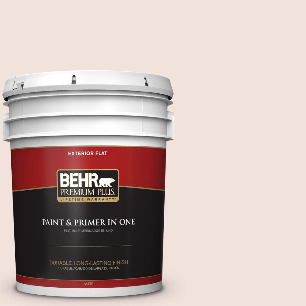 5-gal. #230E-1 Early Sunset Flat Exterior Paint