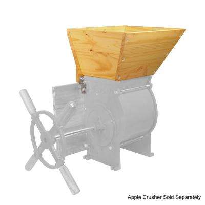 Apple and Fruit Crusher Hopper