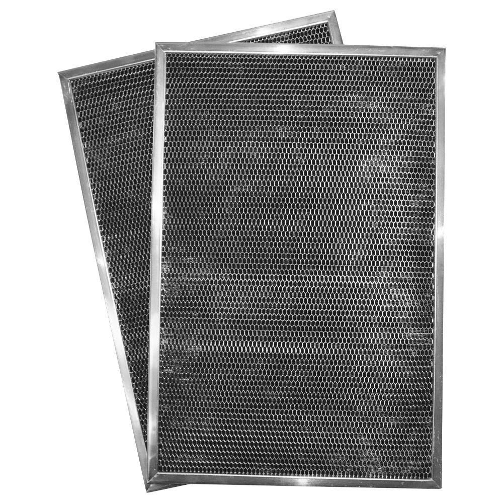 Whirlpool Range Hood Replacement Charcoal Filter (2-Pack)