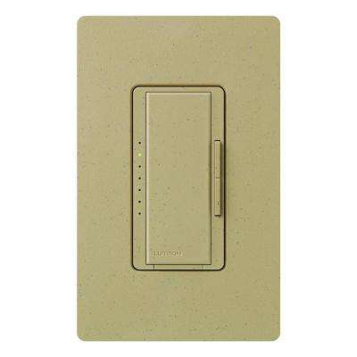 Maestro Dimmer for Incandescent and Halogen, 1000-Watt, Single-Pole/3-Way/Multi-Location, Mocha Stone