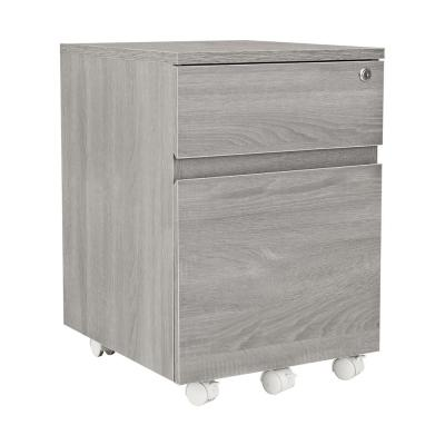 Modern Composite Decorative Vertical File Cabinet