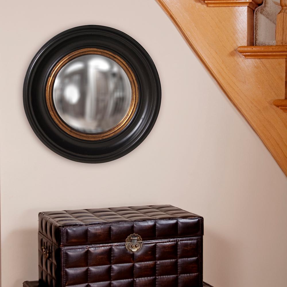Albert Round Mirror