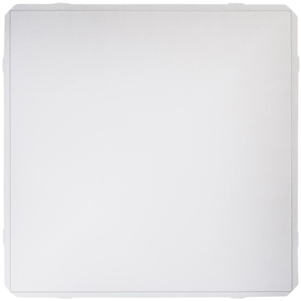 MIO Square 2 ft. x 2 ft. Lay-in Ceiling Panel in White (24-Pack)