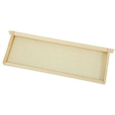 6.25 in. Wood Framed Medium Hive Frame (5-Pack)