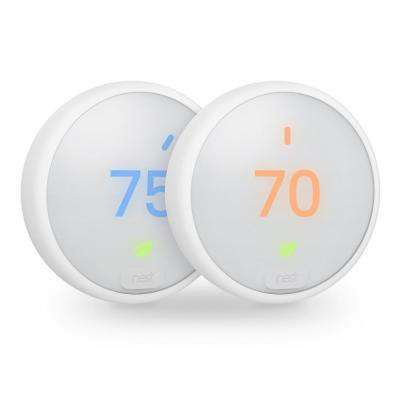 Nest Thermostat E (2-Pack)
