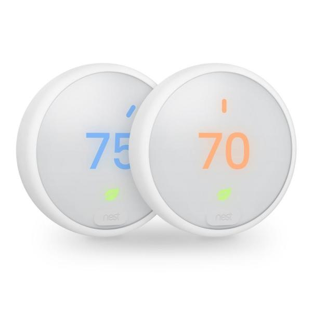 Nest Thermostat E (2-Pack)