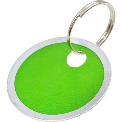 2-1/4 in. Color Paper Tag with Ring (5-Pack)