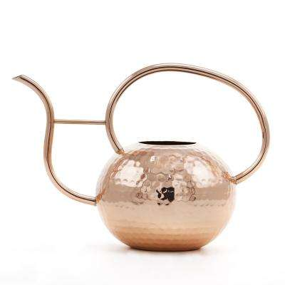 32 oz. Hammered Copper Globe Watering Can