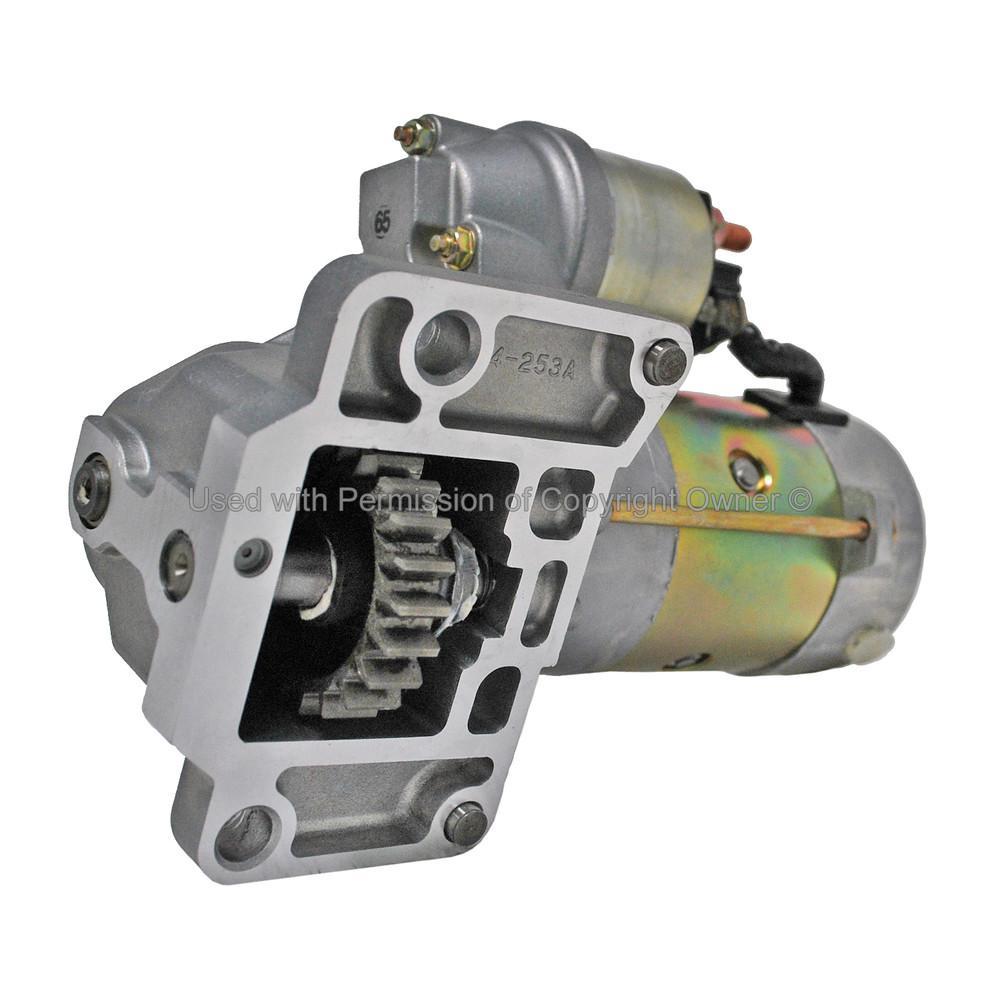 Reman Starter Motor fits 2005-2006 Volvo XC90
