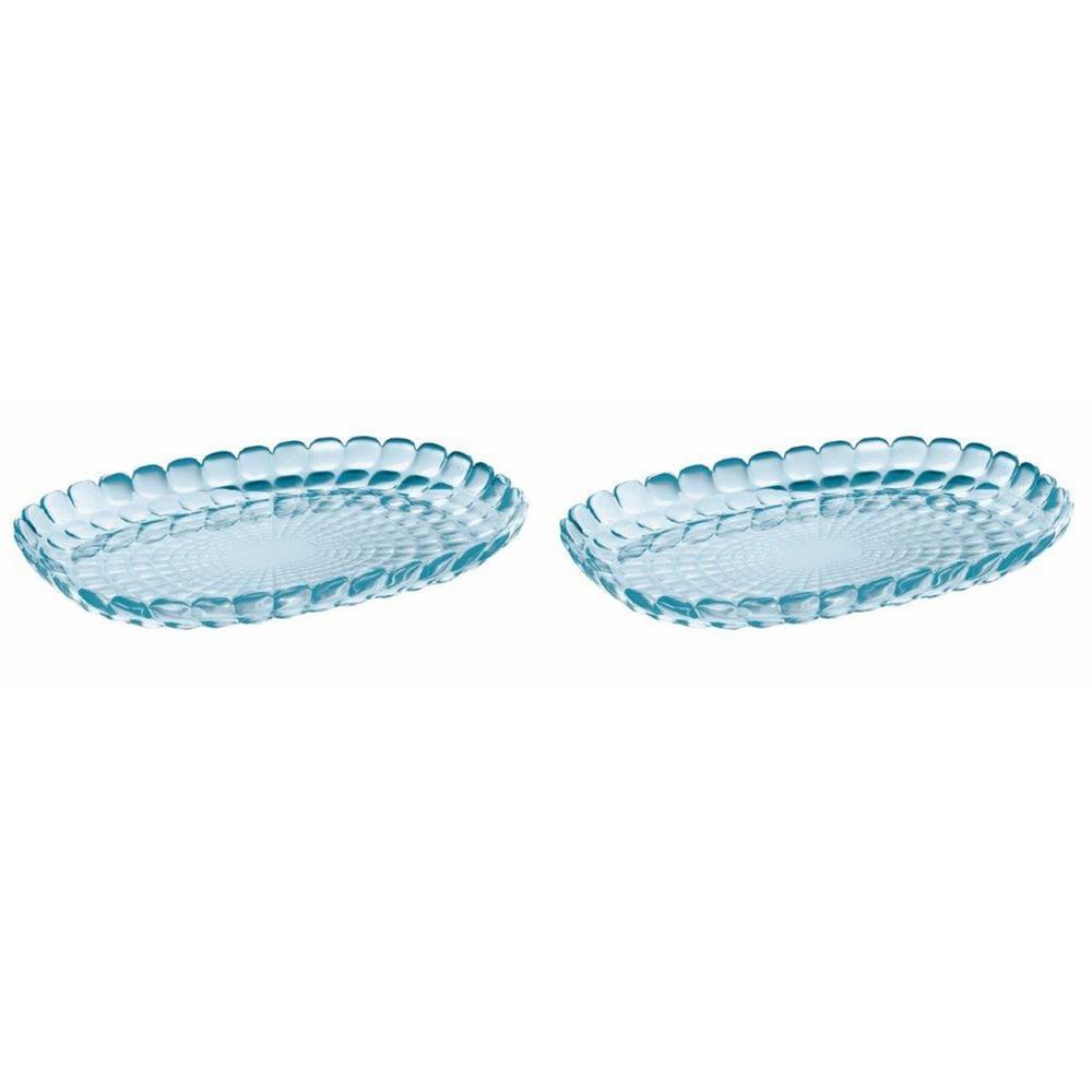 Tiffany 2-Piece Acrylic Medium Tray
