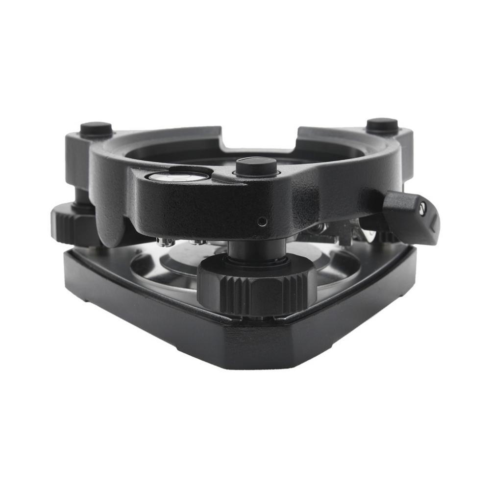 Twist Focus Black Tribrach Without Optical Plummet