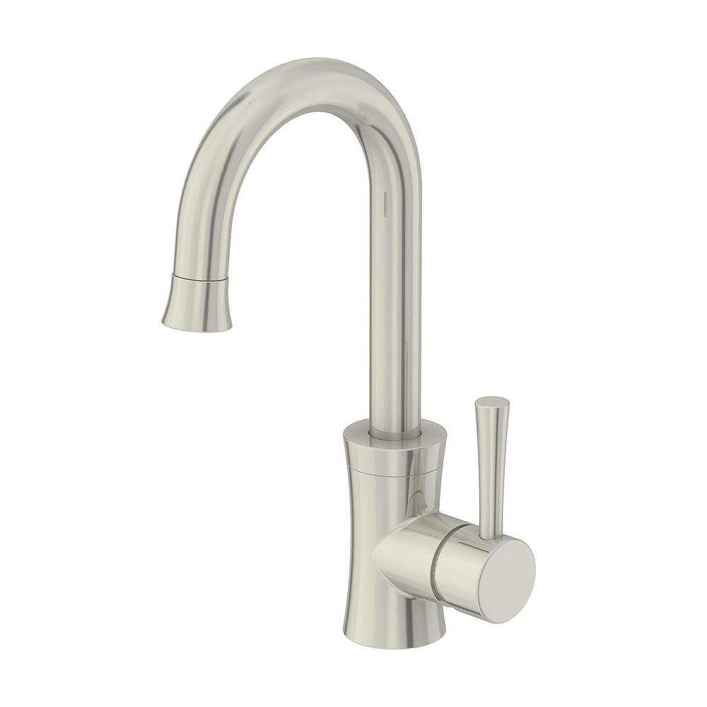 Glacier Bay Stainless Steel Faucet, Stainless Steel Glacier Bay Faucet