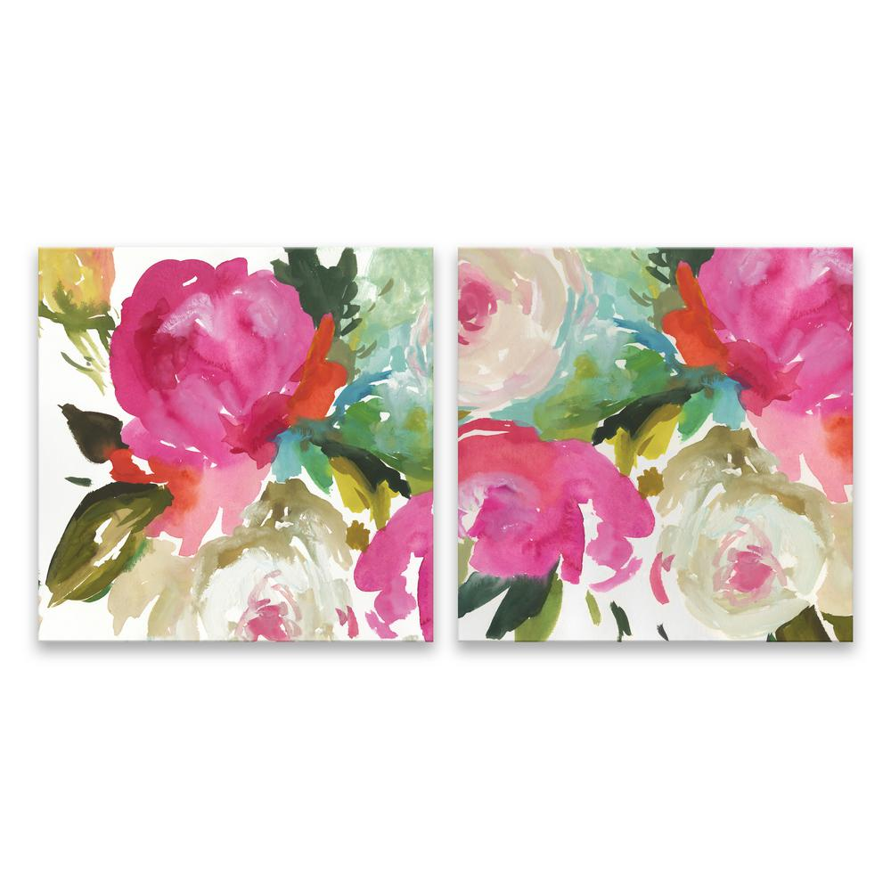 Artissimo Designs Belleby Asia Jensen Canvas Wall Art (Set of 2), Other was $112.5 now $78.75 (30.0% off)
