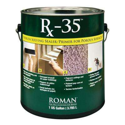 Rx-35 PRO-999 1 gal. Interior Drywall Repair and Sealer Primer