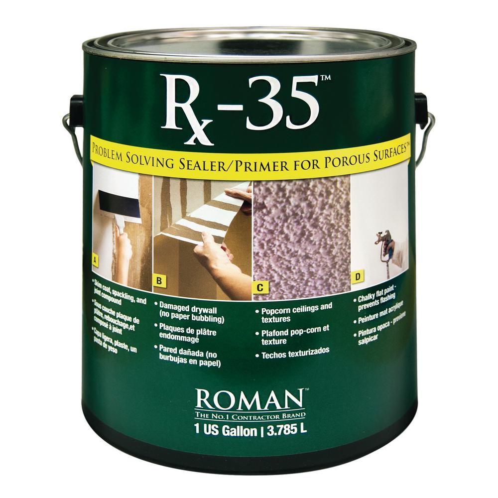 Rx-35 PRO-999 1 Gal. Drywall Repair and Sealer Primer
