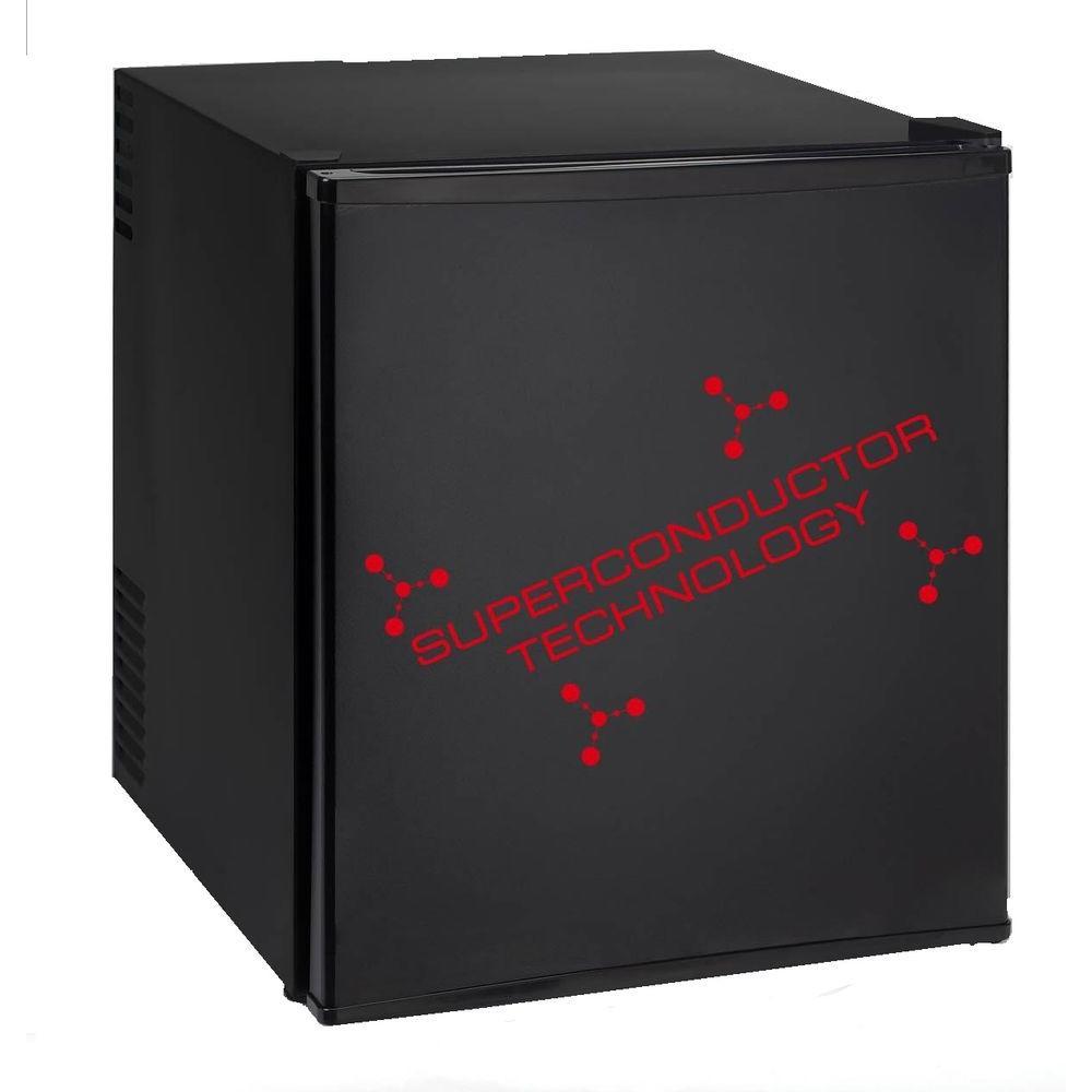 1.7 cu. ft. Superconductor Mini Refrigerator in Black
