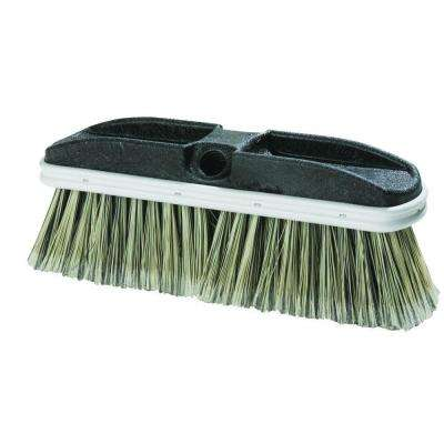 10 in. Flo-Thru Flagged Polystyrene Brush (Case of 12)