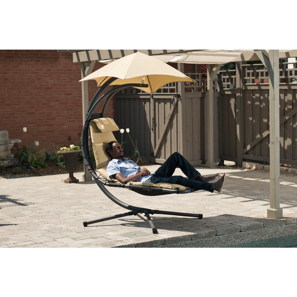 Superieur Vivere Original Patio Dream Chair With Sand Dune Cushion