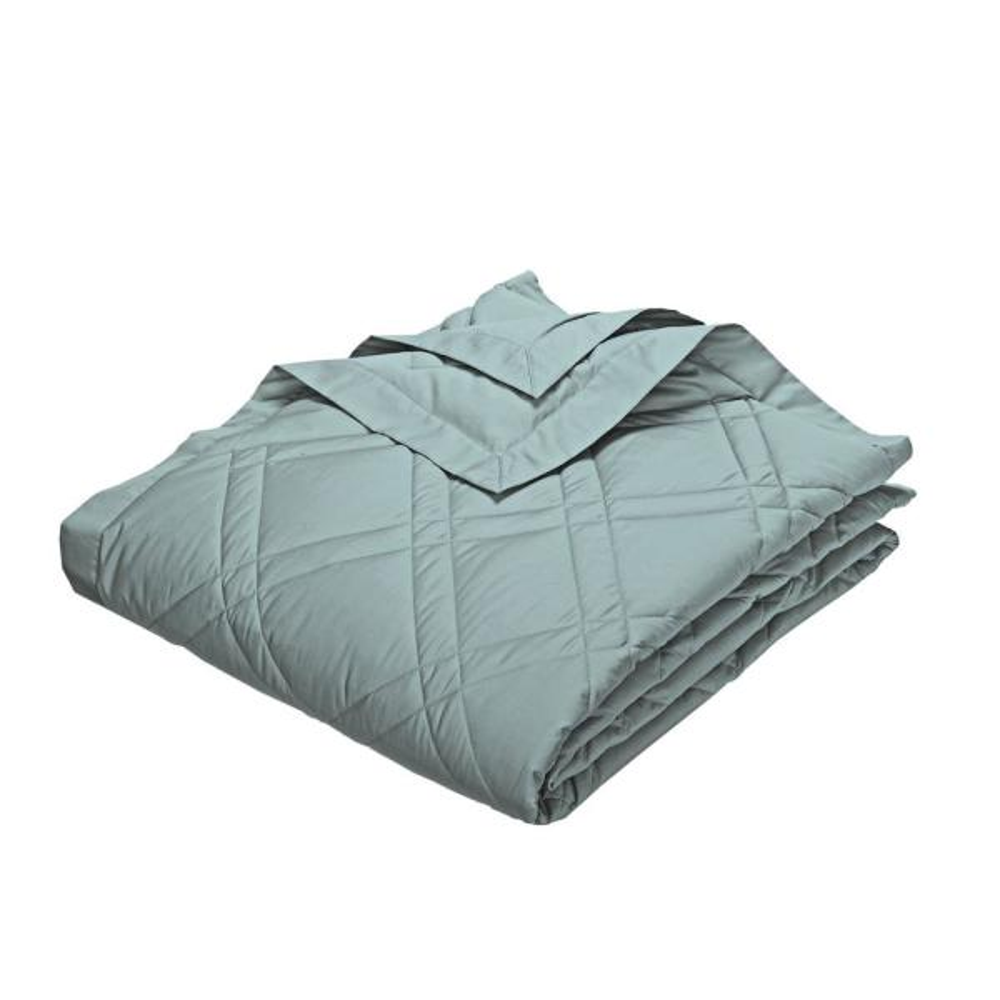 PrimaLoft Deluxe Cloud Blue Down Alternative Twin Classic Blanket