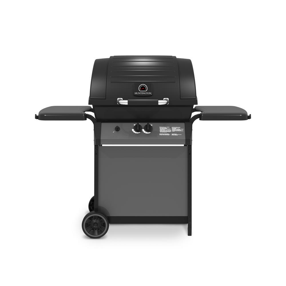 Huntington Cast 4200 2-Burner Propane Gas Grill