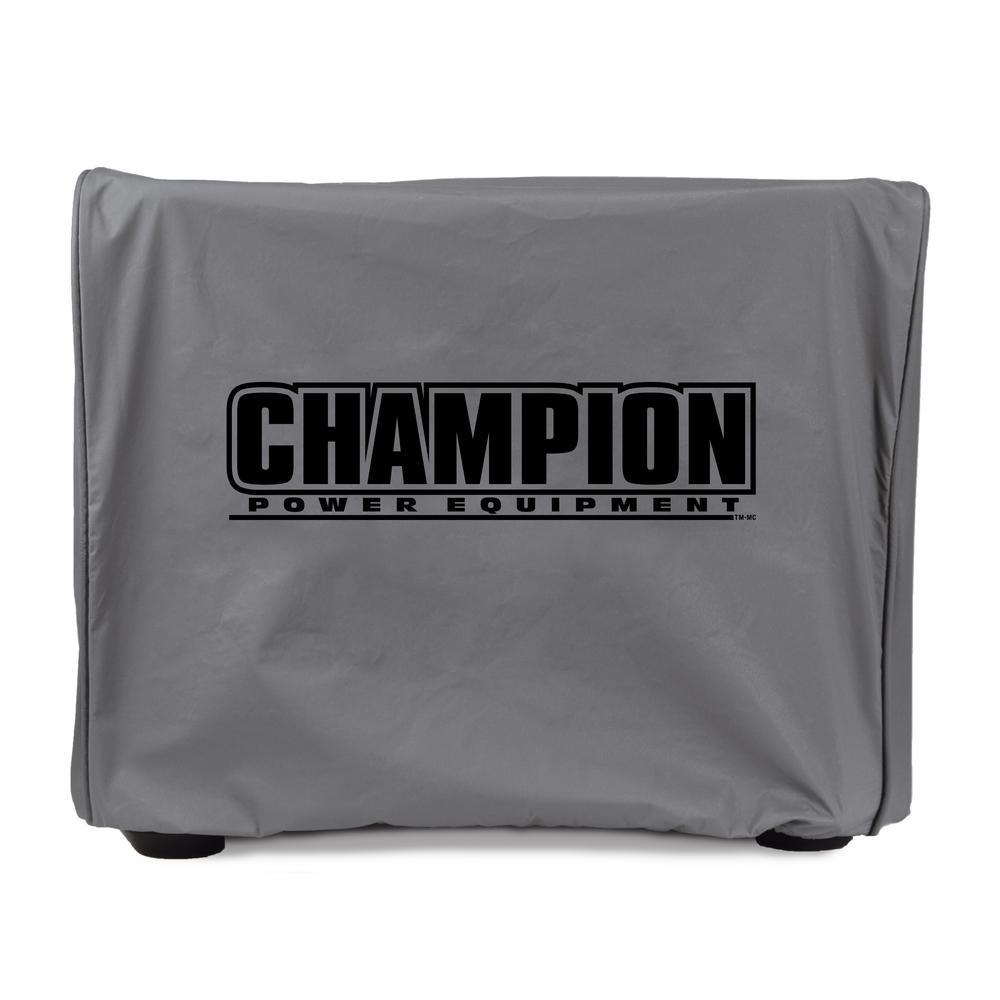 Champion Power Equipment Weather Proof Custom Made Vinyl Inverter Generator Cover