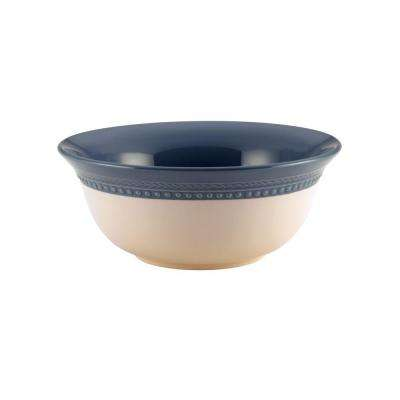 Southern Gathering 10 in. Serving Bowl in Blueberry