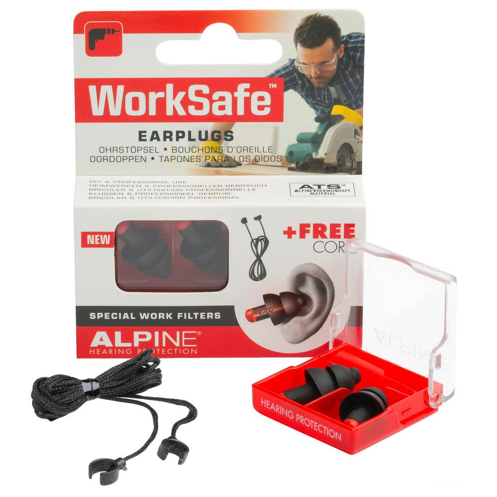 WorkSafe ThermoShape Earplugs
