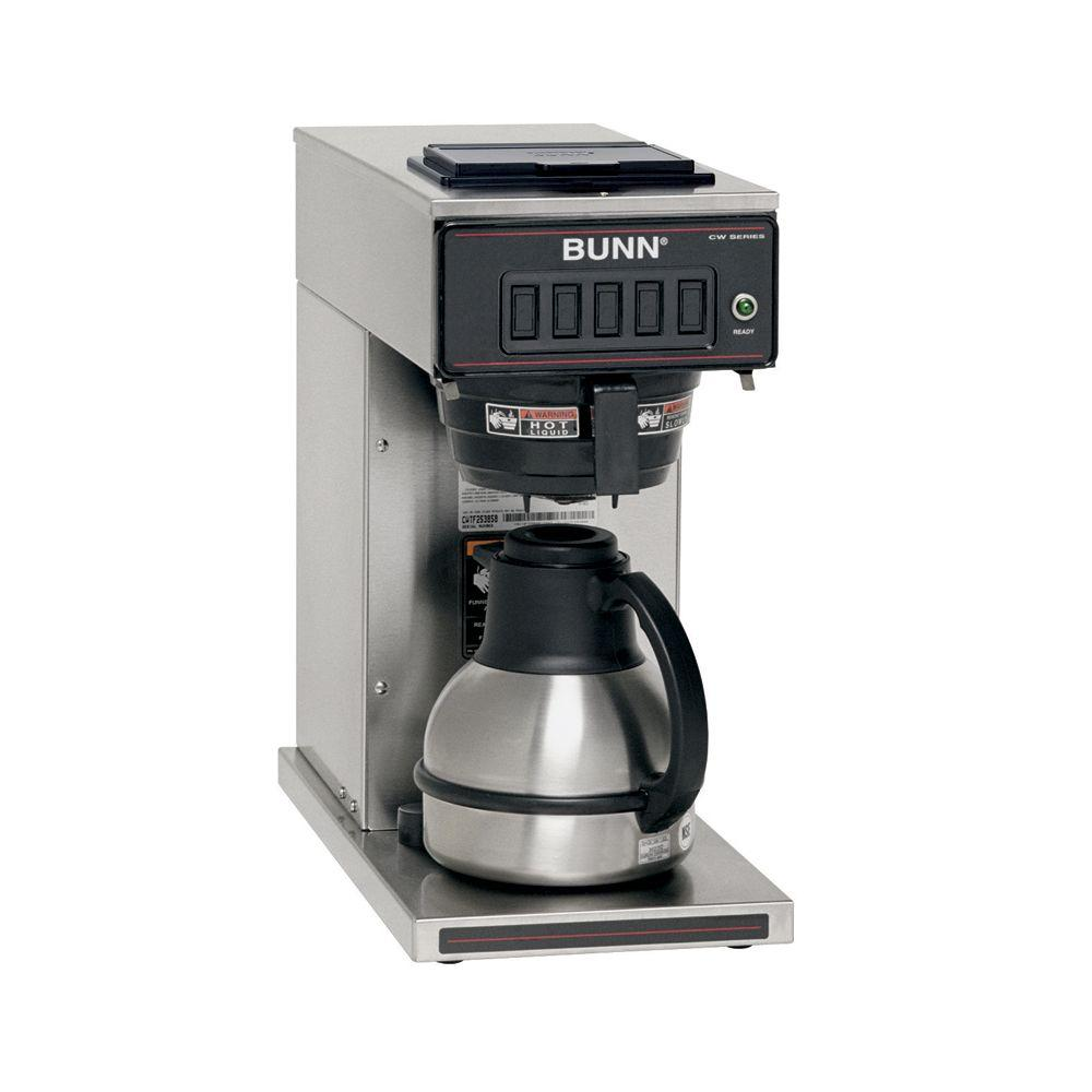 Bunn CW-TC 60 oz. Commercial Thermal Carafe Coffee Brewer