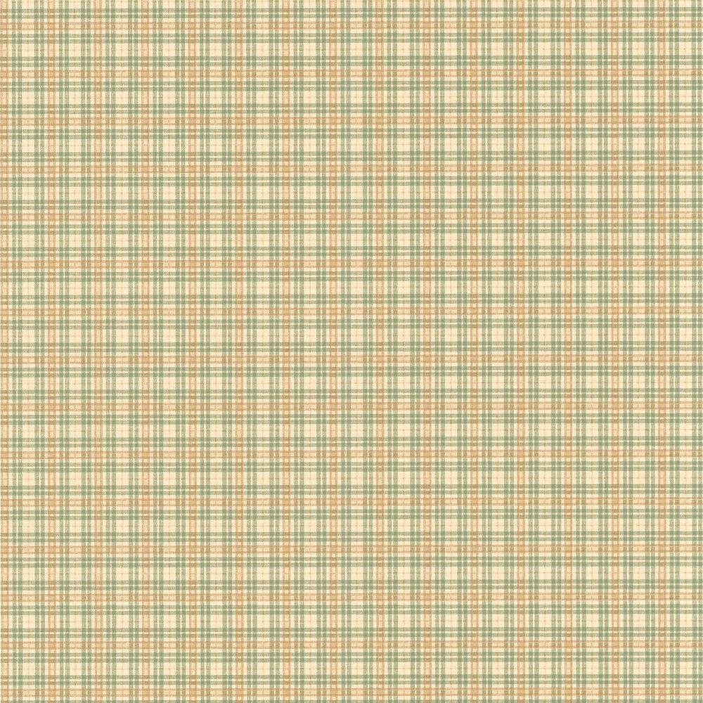 null Tartan Green Plaid Wallpaper