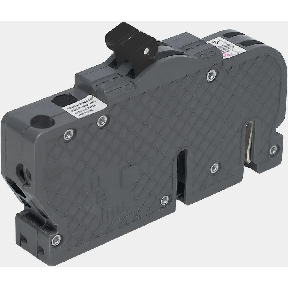 50-Amp 3/4 in. Double-Pole UBI Zinsco Replacement Breaker