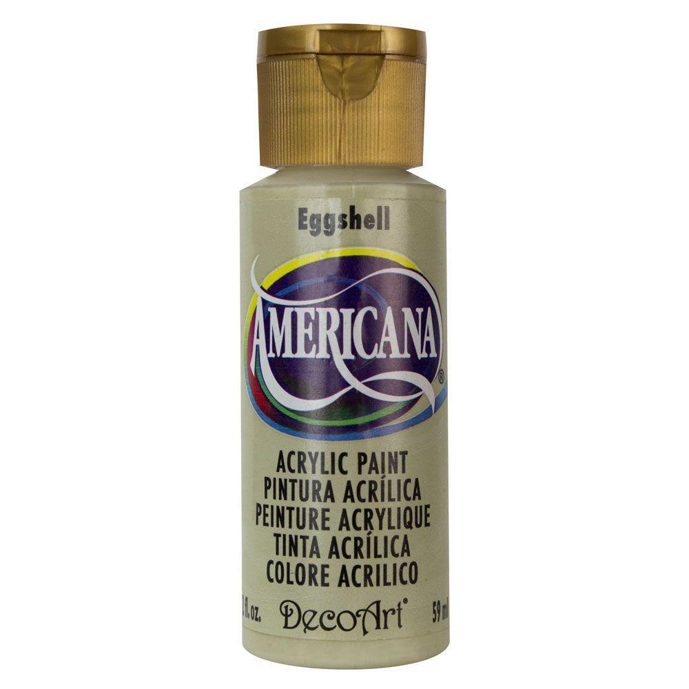 Americana 2 oz. Eggshell Acrylic Paint