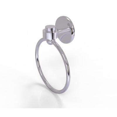 Satellite Orbit One Collection Towel Ring in Polished Chrome